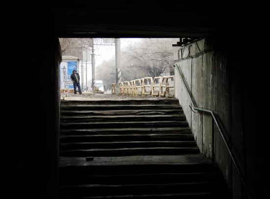 Пешеходные переходы Саратова смертельно опасны?