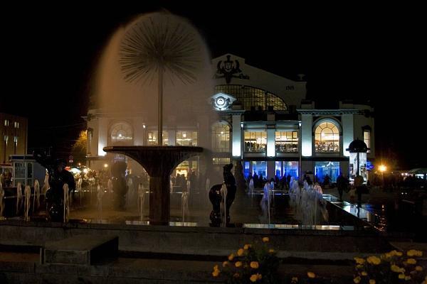 В Саратове стартовал «сезон фонтанов»