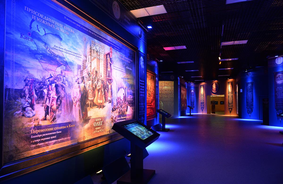 Парк-музей в Саратове: новейшие технологии окунут в вековую историю