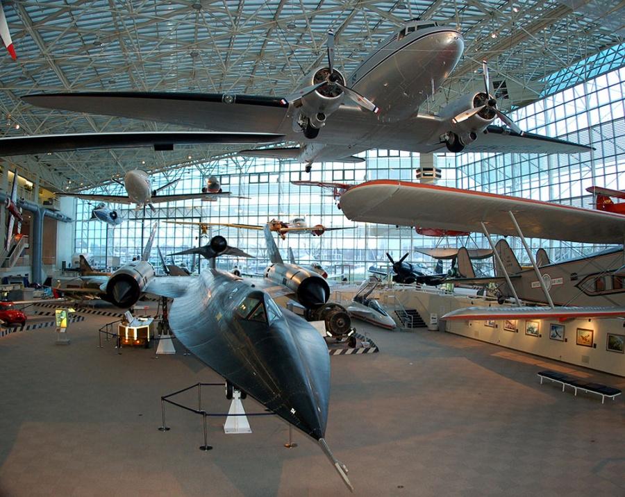 В Саратове восстановят авиационный музей